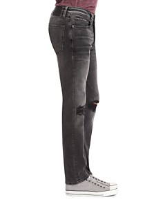 Mavi - Jake Brooklyn Slim Fit Jeans in Mid Gray