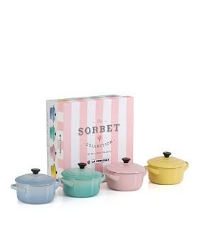 Le Creuset - Sorbet Mini Cocottes, Set of 4