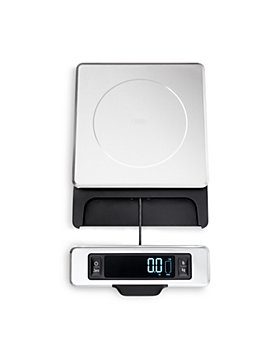 OXO - Good Grips Stainless Steel 11-lb. Food Scale