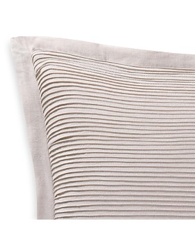 "Charisma - Luxe Cotton & Linen Decorative Pillow, 18"" x 18"""