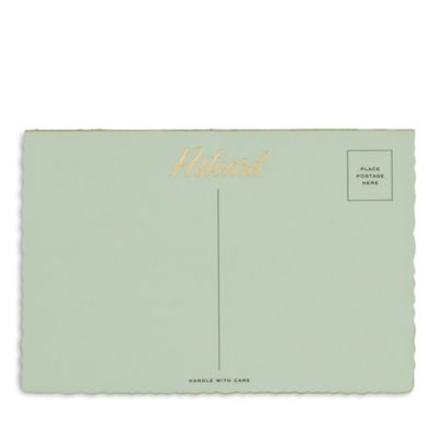 Postcard Notepad by Kate Spade New York