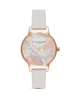 Olivia Burton - Abstract Florals Watch, 30mm