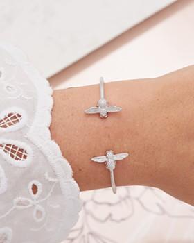 Olivia Burton - 3D Bee Bangle Bracelet