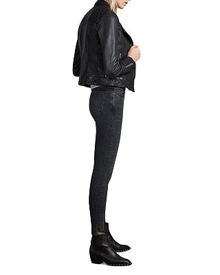 Allsaints Conroy Quilted Leather Biker Jacket Bloomingdale S