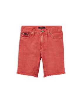Ralph Lauren - Boys' Denim Shorts - Little Kid