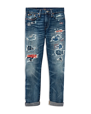 Polo Ralph Lauren Boys Sullivan Slim Denim Jeans  Big Kid