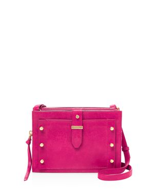WARREN CITY LEATHER CROSSBODY