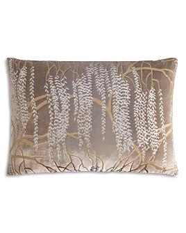 "Kevin O'Brien Studio - Willow Velvet Decorative Pillow, 14"" x 20"""