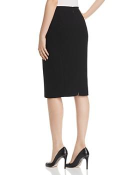 Elie Tahari - Harla Seamed Pencil Skirt
