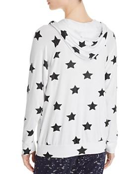 Terez - Star Print Hoodie