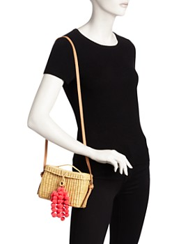 Nannacay - Roge Mini Straw Crossbody