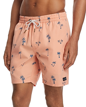 Barney Cools Amphibious Palm Tree Swim Trunks - 100% Exclusive
