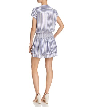 Rails - Angelina Striped Drop-Waist Dress