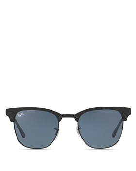 Ray-Ban - Unisex Metal Clubmaster Sunglasses, 51mm