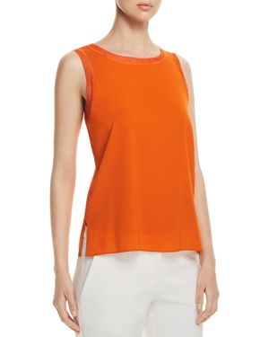 Boss Istora Sleeveless Top