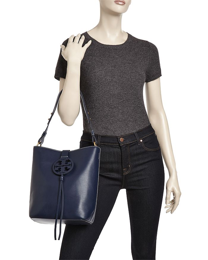 acd4a69814cf Tory Burch - Miller Leather Hobo