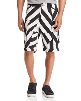 G-STAR RAW - Rovic Patterned Cargo Shorts - 100% Exclusive