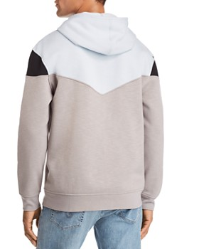 Pacific & Park - Color-Block Pullover Hoodie - 100% Exclusive