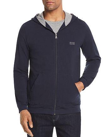 BOSS - Hooded Zip Jacket