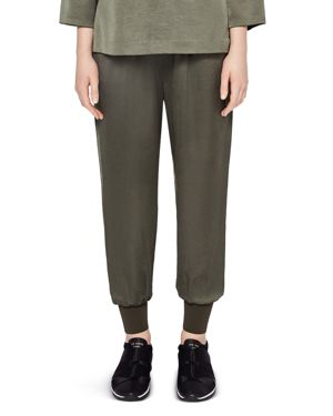 TED SAYS RELAX NAYARMI HIGH-RISE JOGGER PANTS