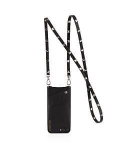 Bandolier - Sarah Studded Leather iPhone Crossbody