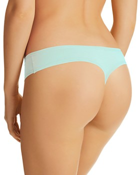 Fine Lines - Pure Cotton Thong