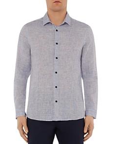 Orlebar Brown Morton Slim Fit Tailored Shirt - Bloomingdale's_0