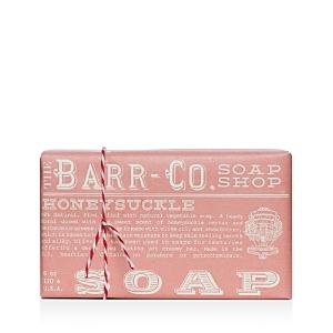 Barr-Co. Honeysuckle Bar Soap
