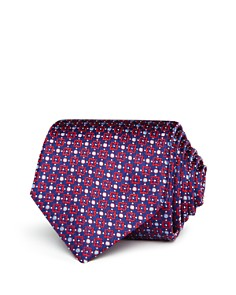 Canali - Floret Medallion Classic Tie