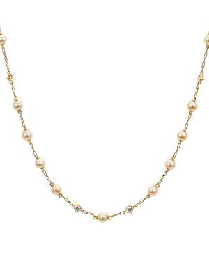 Nadri Lanai Long Layered Necklace, 35