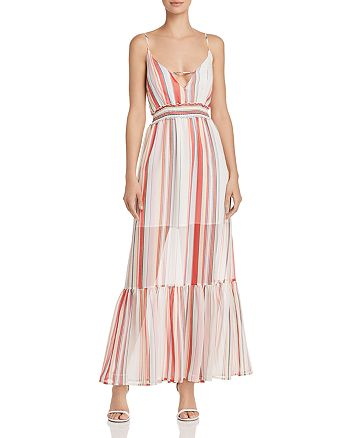 Jack by BB DAKOTA - Luciana Striped Maxi Dress