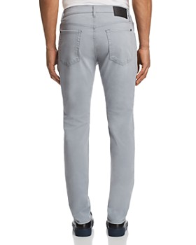 7 For All Mankind - Adrien Slim Fit Jeans in Mid Gray