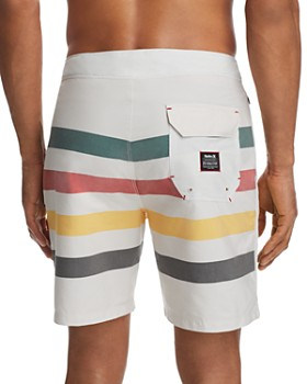 Hurley - x Pendleton Glacier Swim Trunks