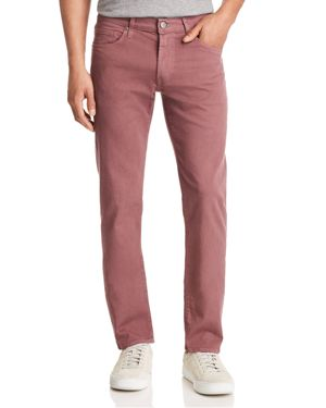 J Brand Tyler Slim Fit Jeans in Pavo