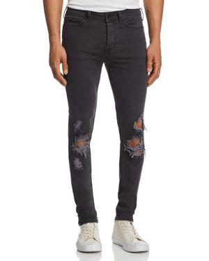 NANA JUDY Nana Judy The Signature Skinny Fit Jeans In Classic Black