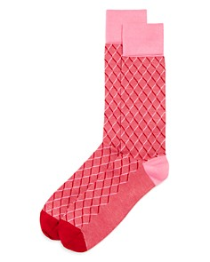 Happy Socks Optic Square Socks - Bloomingdale's_0