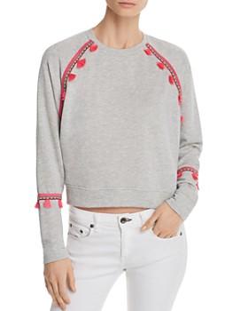 Generation Love - Devon Tassel Sweatshirt - 100% Exclusive