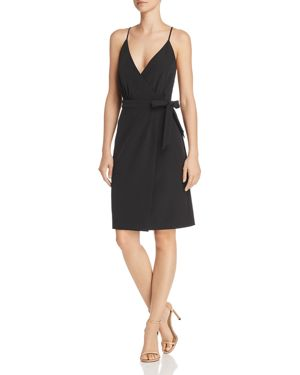 Laundry by Shelli Segal Faux-Wrap Dress 2991260