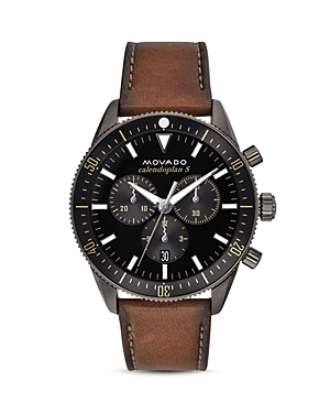 Movado Heritage Chronograph, 42mm-Jewelry & Accessories