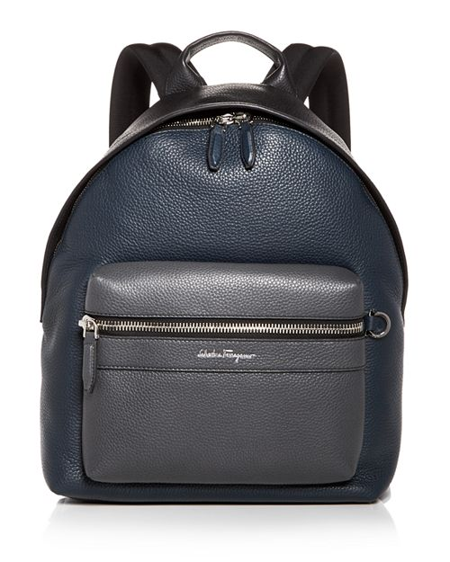 Salvatore Ferragamo - Leather Backpack