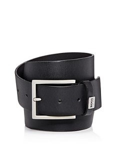 HUGO Sonio 4.0 Leather Belt - Bloomingdale's_0
