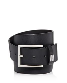 BOSS Hugo Boss - Men's Sonio 4.0 Leather Belt