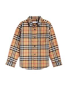 Burberry Boys' Fred Vintage Check Shirt - Little Kid, Big Kid - Bloomingdale's_0