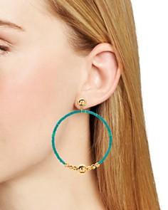 Gorjana - Sayulita Hoop Earrings