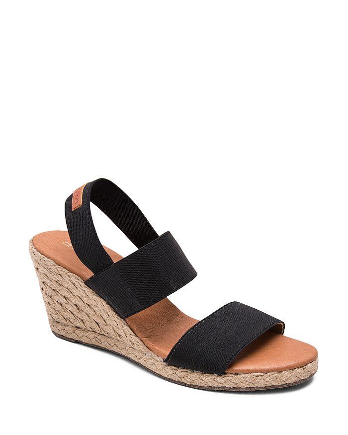 32791190181 Women's Allison Strappy Espadrille Wedge Sandals