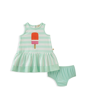 kate spade new york Girls Striped Ice Pop Dress  Bloomers Set  Baby