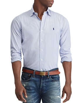Polo Ralph Lauren - Striped Classic Fit Shirt