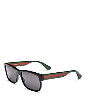 Gucci - Men's Square Sunglasses, 56mm