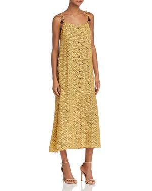 FAITHFULL THE BRAND ARRIETA FLORAL DRESS