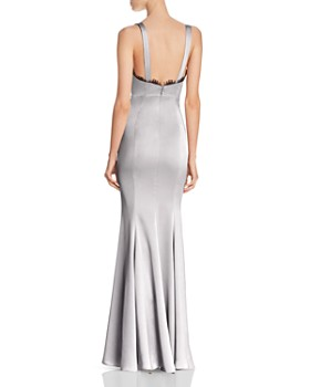 Fame and Partners - Ara Satin Gown - 100% Exclusive